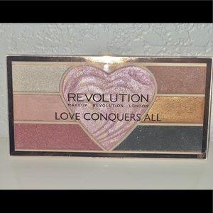 Makeup Revolution Love Conquers All Palette